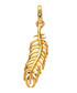 Amulet Feather gold-tone sterling charm Sale - Links of London Sale
