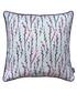 Prairie purple printed cushion Sale - ROCCO Sale