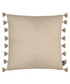 Royal natural velvet tassel cushion Sale - ROCCO Sale