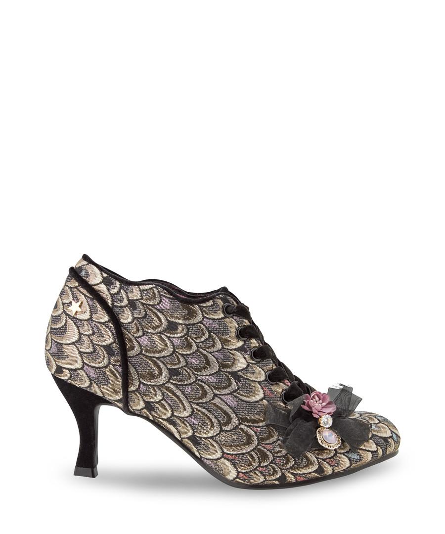 Georgianna Couture printed heels Sale - joe browns