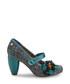 Rosalind Couture teal flower heels Sale - joe browns Sale