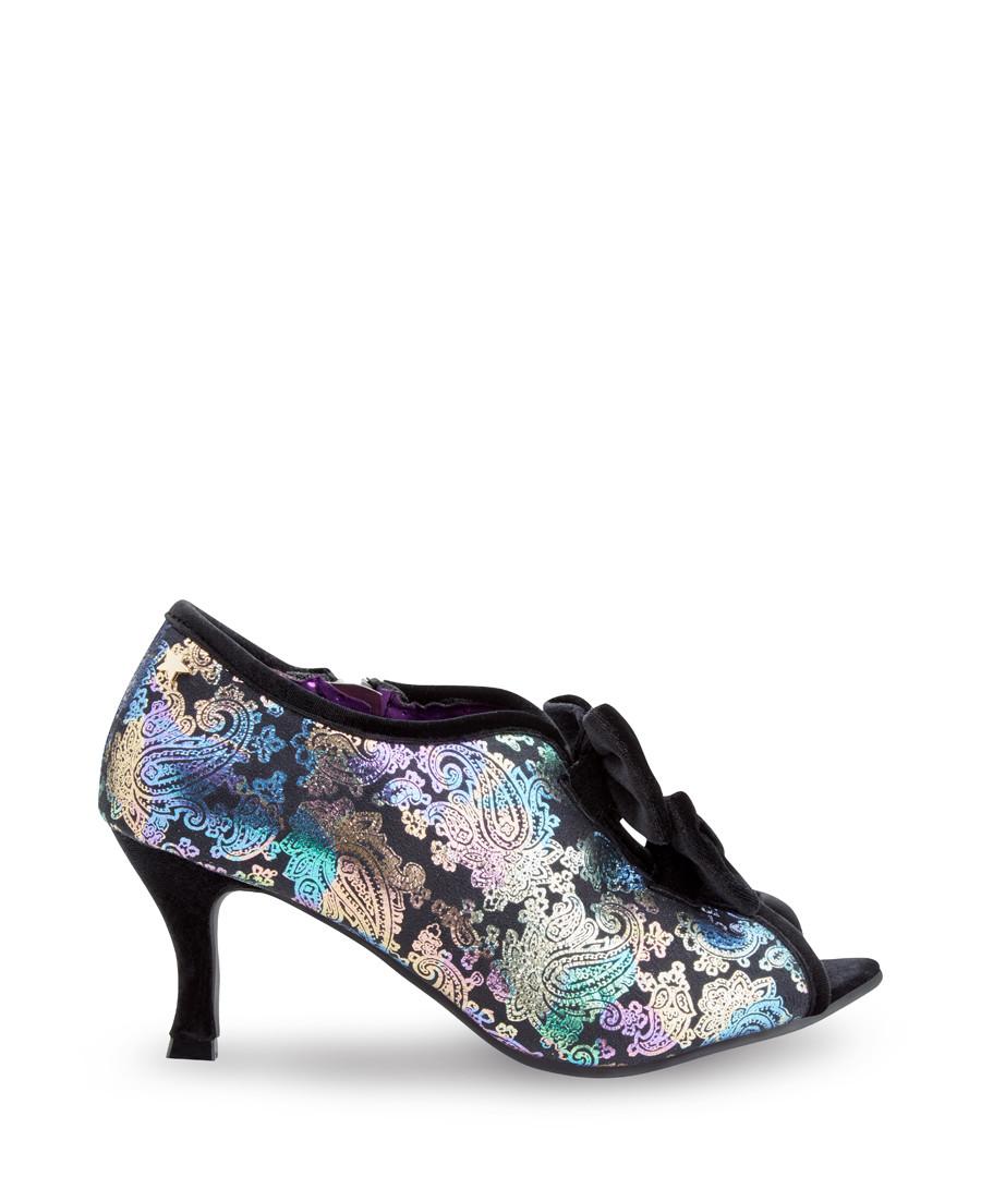Orbit Couture multi-coloured heels  Sale - joe browns