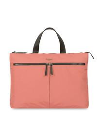 Copenhagen rose briefcase bag