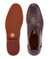 Matteo brown leather lace-up boots Sale - hudson Sale