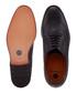 Talbot black leather lace-up shoes Sale - hudson Sale