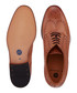 Talbot tan leather lace-up shoes Sale - hudson Sale