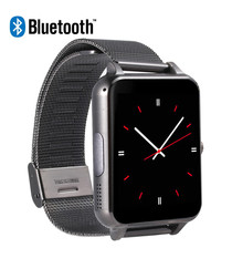 Black sports smart watch