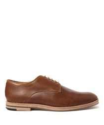 Men's Hadstone tan leather desert boots