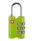 Multi-coloured bag lock Sale - platinium Sale