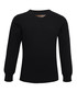 Boy's navy pure cotton V-neck jumper Sale - ben sherman Sale