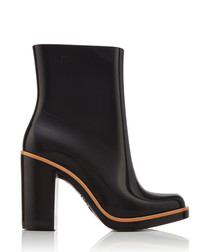 Women's Classic black lined ankle boots