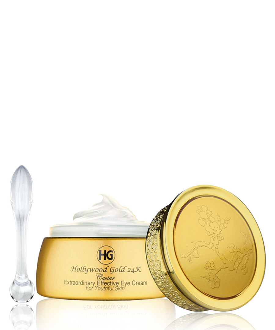 24K Effective eye cream 50ml Sale - hollywood gold