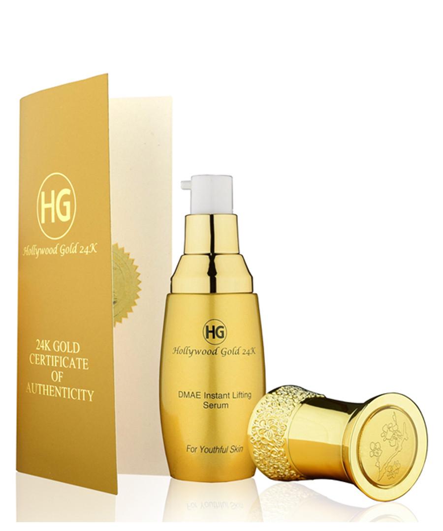24K DMAE Instant lifting serum 30ml Sale - hollywood gold