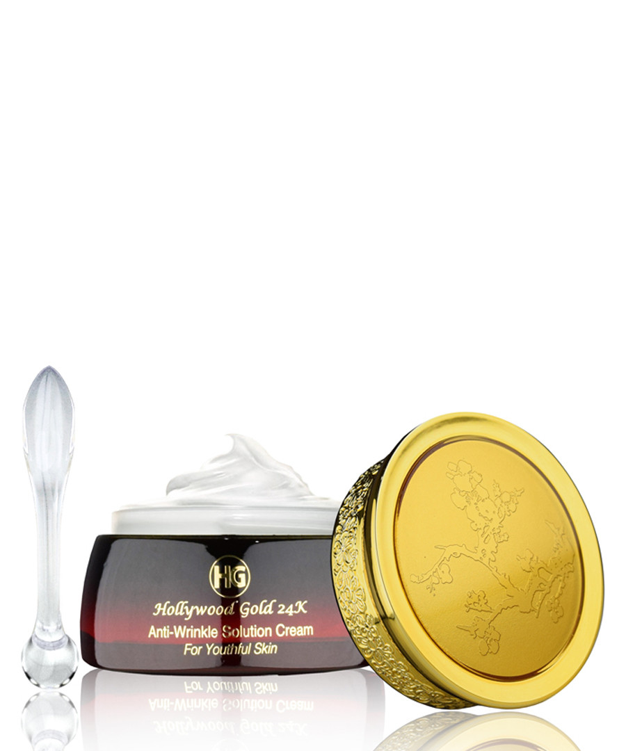 24K Anti-Wrinkle solution cream 50ml Sale - hollywood gold
