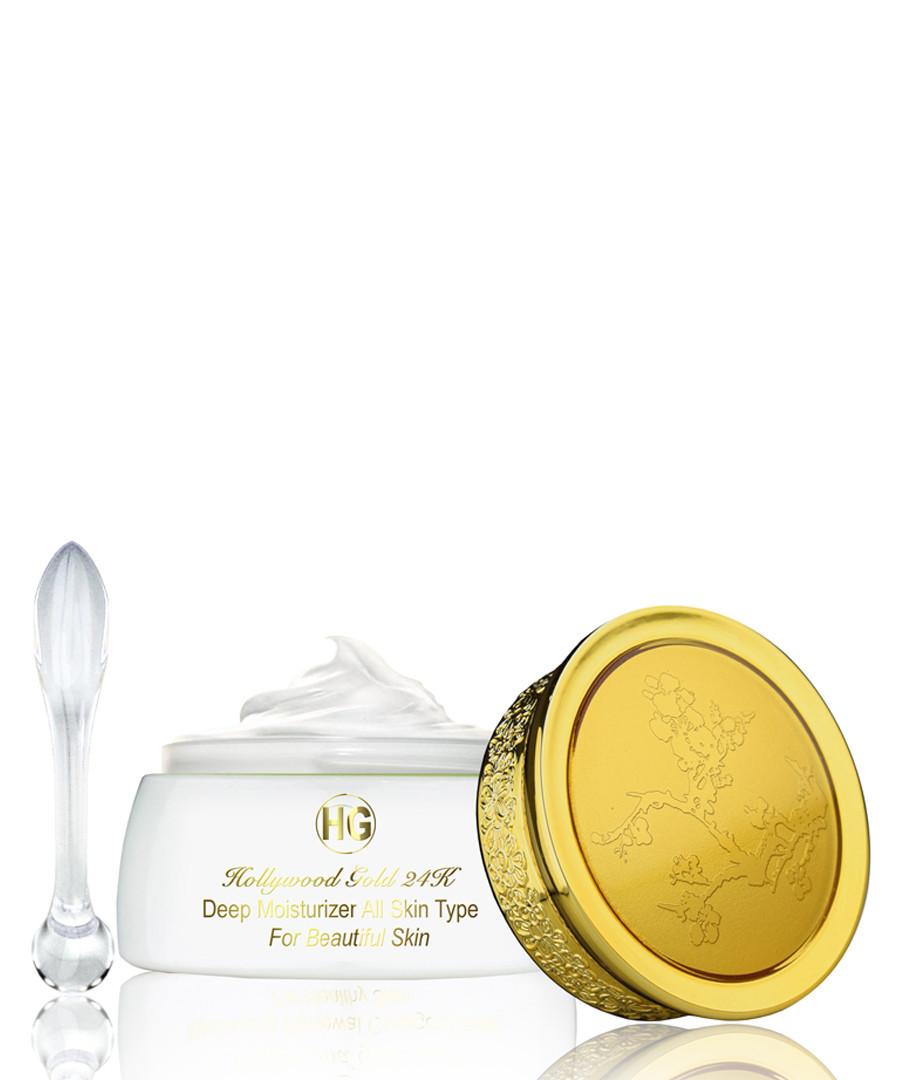 24K Deep moisturiser 50ml Sale - hollywood gold