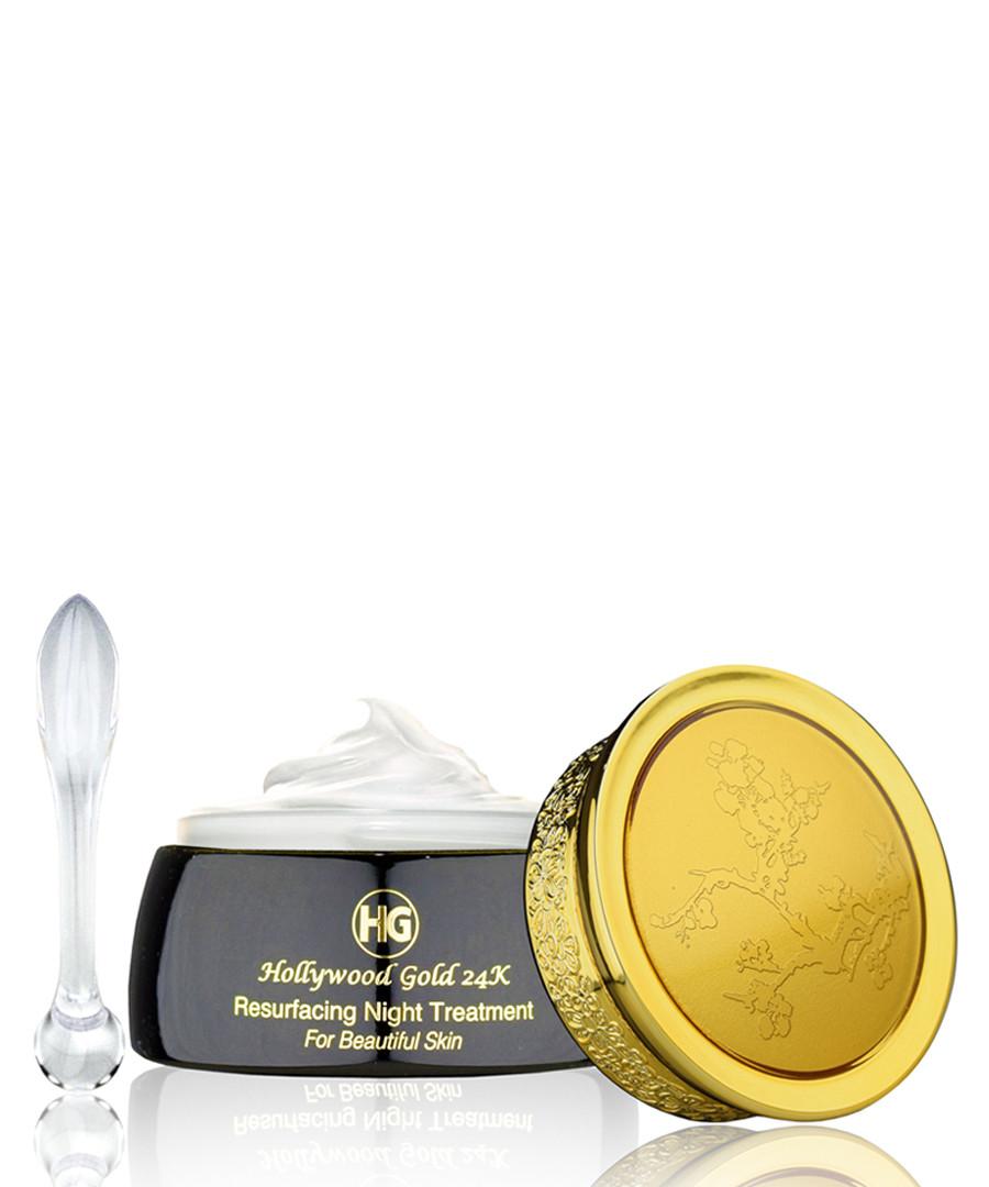 24K Resurfacing night treatment 50ml Sale - hollywood gold