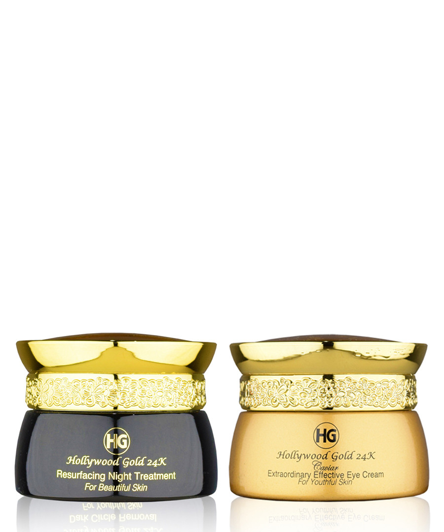 2pc eye cream & night treatment set Sale - Hollywood Gold