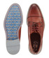 Aokii tan & grey leather shoes Sale - ted baker Sale
