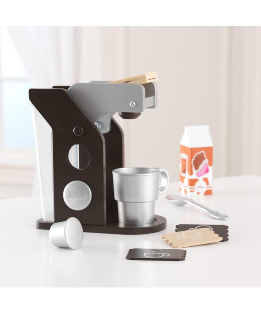 Wooden toy coffee machine set Sale - Kidkraft