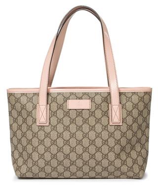 Beige coated canvas shoulder bag Sale - Vintage Gucci Sale 14a0a90370455