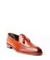 Tan leather tassel loafers Sale - s baker Sale