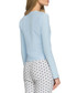 Light blue tie front blouse Sale - Love Style Sale