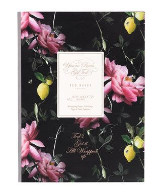824dfef9c6b48c Citrus Bloom gift wrap book Sale - Ted Baker Sale