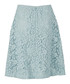 Women's Tam blue floral lace skirt  Sale - Reiss Sale