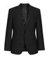 Delta black pure wool blazer Sale - Reiss Sale