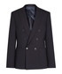 Barca navy wool blend blazer Sale - Reiss Sale