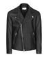 Men's Aviator black leather jacket Sale - Reiss Sale