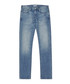 Men's Gunther blue cotton blend jeans Sale - Reiss Sale