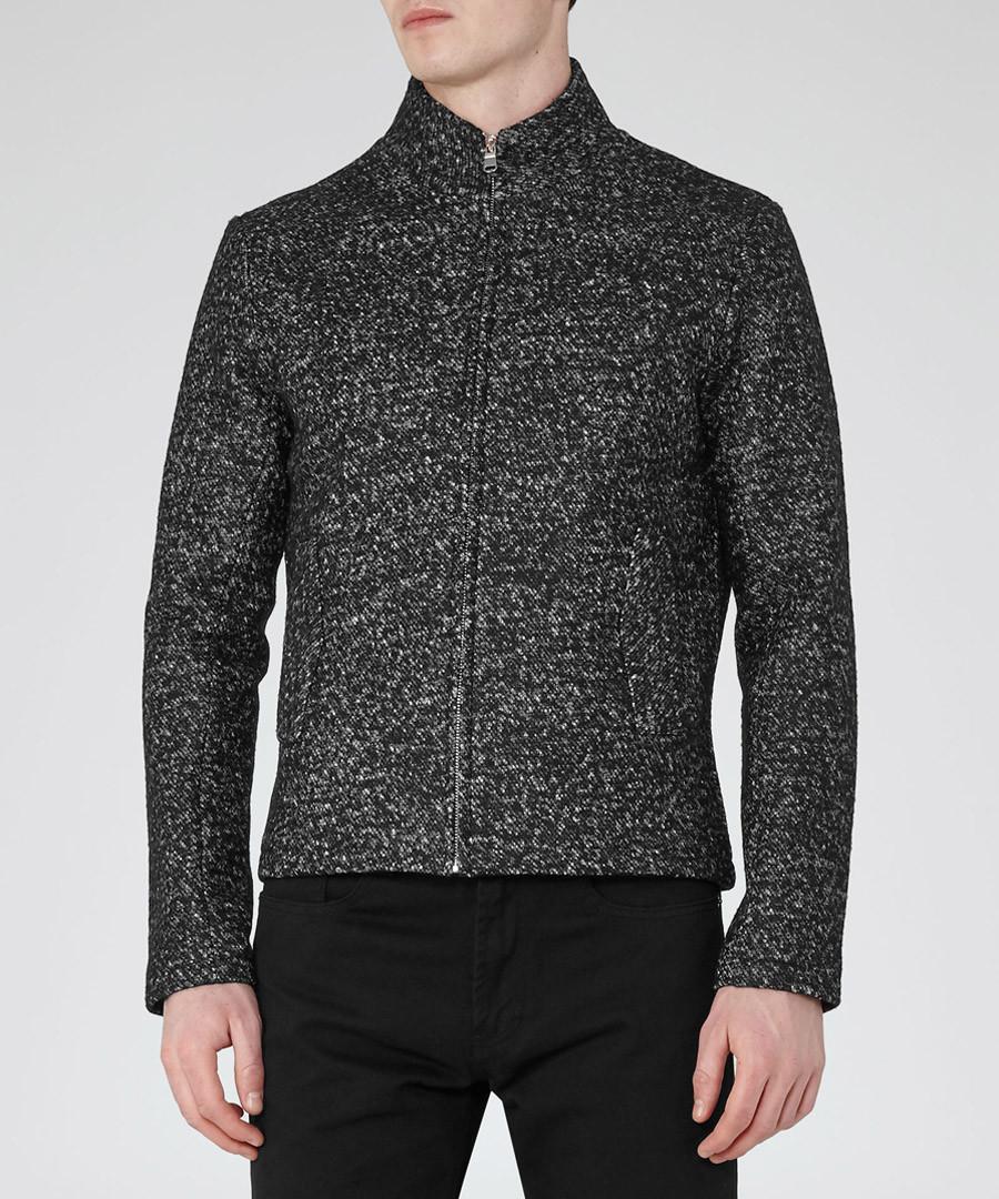 Men's Edward grey wool blend jacket Sale - Reiss