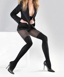 Evita black 60 denier tights