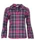 Black & red cotton blend PJ shirt  Sale - cyberjammies Sale