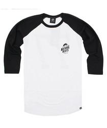 Natural Beats white pure cotton T-shirt