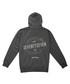 Genuine dark grey cotton blend hoodie Sale - seventy seven Sale