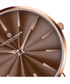 Monte Rosa rose gold-plate & steel watch Sale - frederic graff Sale