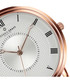 Grand Combin rose gold-plate steel watch Sale - frederic graff Sale