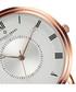 Grand Combin black leather watch Sale - frederic graff Sale
