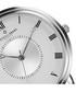 Grand Combin silver-plated & steel watch Sale - frederic graff Sale