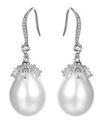 Canopy sterling silver earrings
