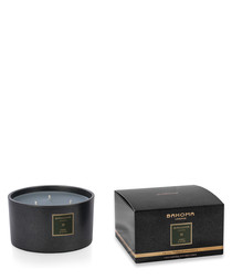 Amber & Thyme three wick candle