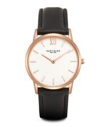 Upper Union rose gold-tone alloy watch