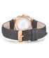 Upper Union dark grey leather watch Sale - eastside Sale