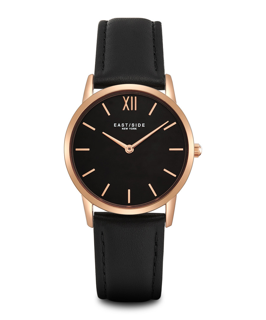 Upper Union rose gold-tone alloy watch Sale - eastside