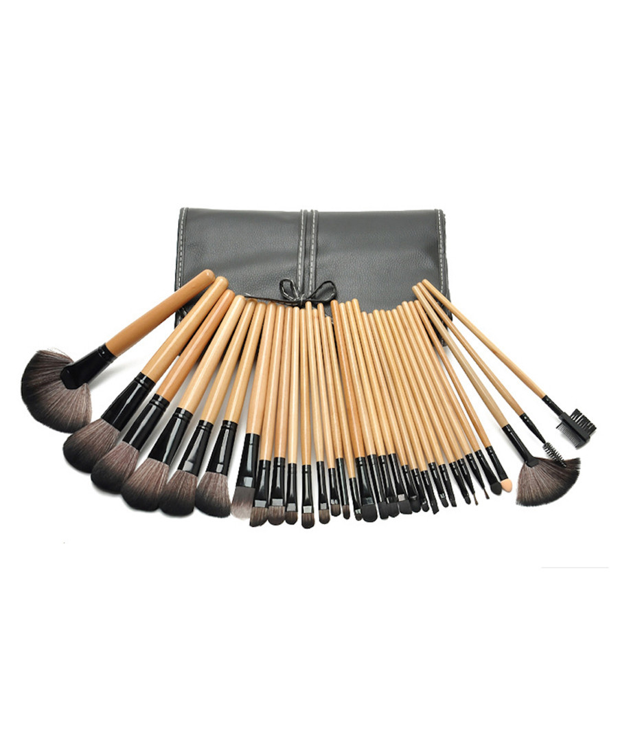 32pc Professional make-up brush set Sale - zoe ayla