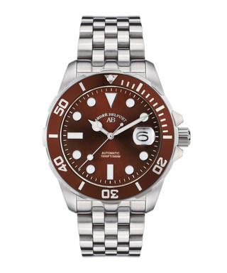 Sous Les Mers silver-tone watch