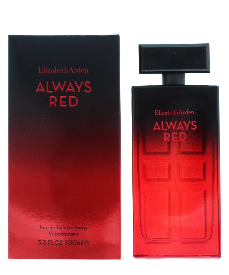 Always Red EDT 100ml Sale - elizabeth arden