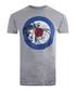 Motorcycle grey pure cotton T-shirt Sale - putney bridge Sale